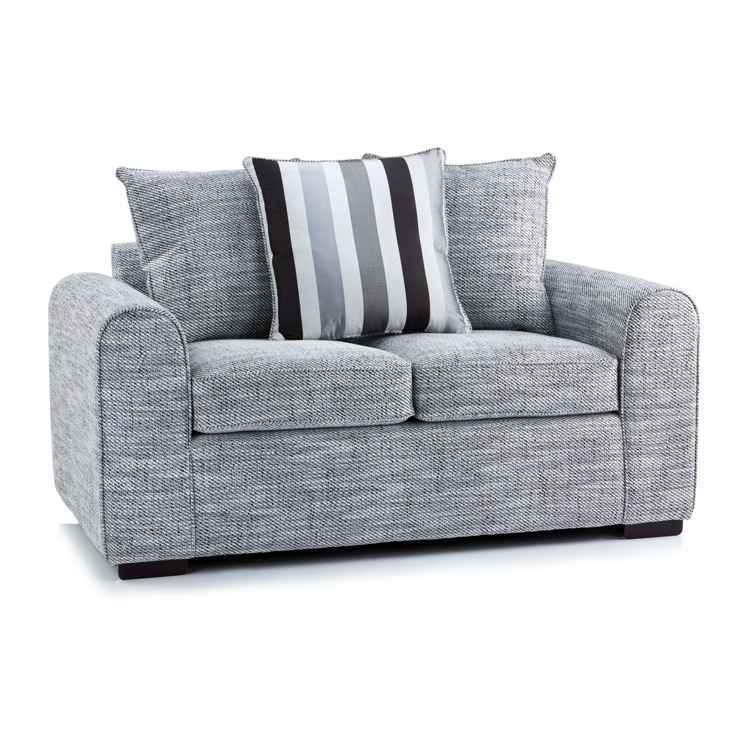 Kenya 2 Seater Fabric Sofa Just Sit On It Affordable Sofas