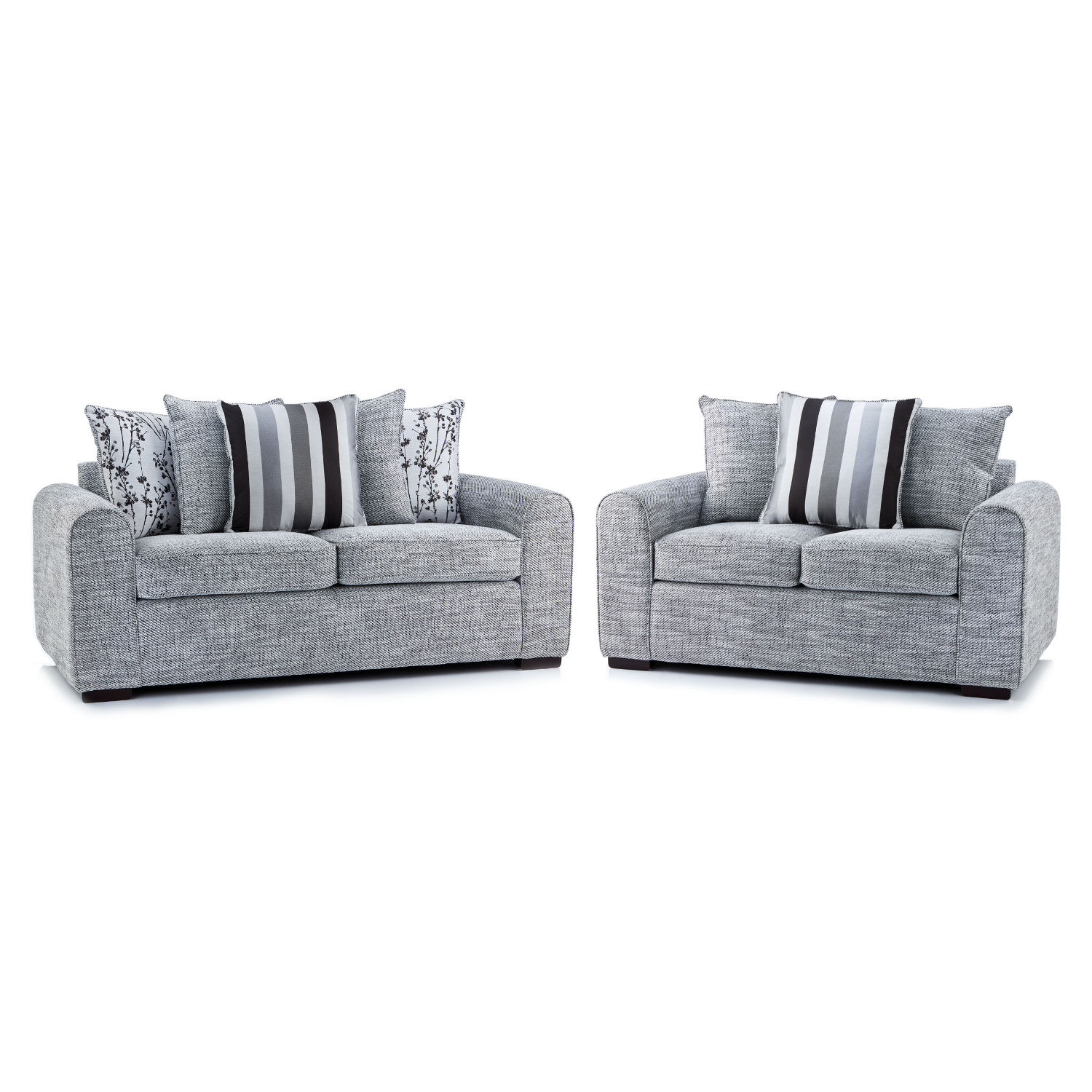 Pleasing Kenya 3 And 2 Seater Fabric Sofa Home Interior And Landscaping Eliaenasavecom