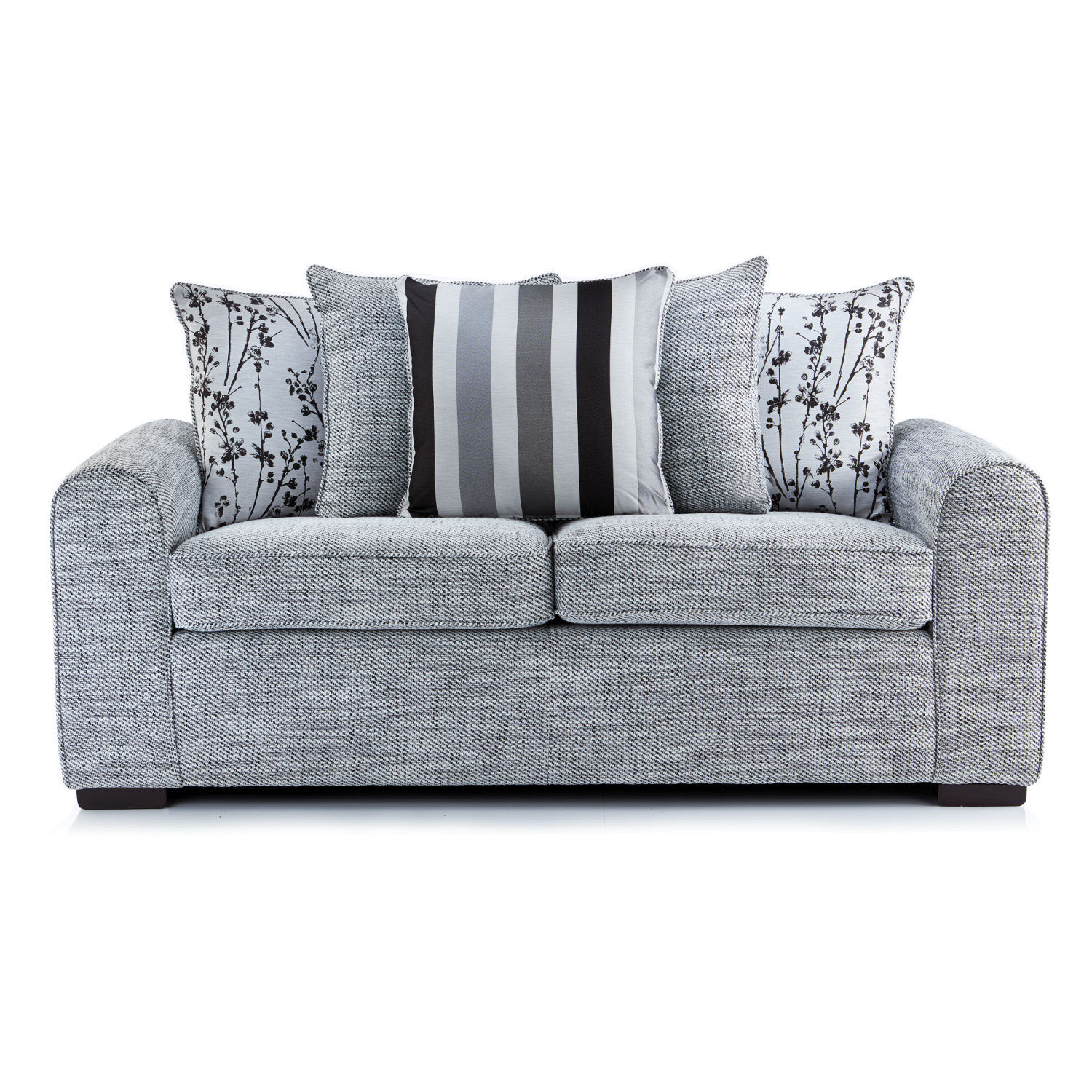 Kenya 3 Seater Fabric Sofa