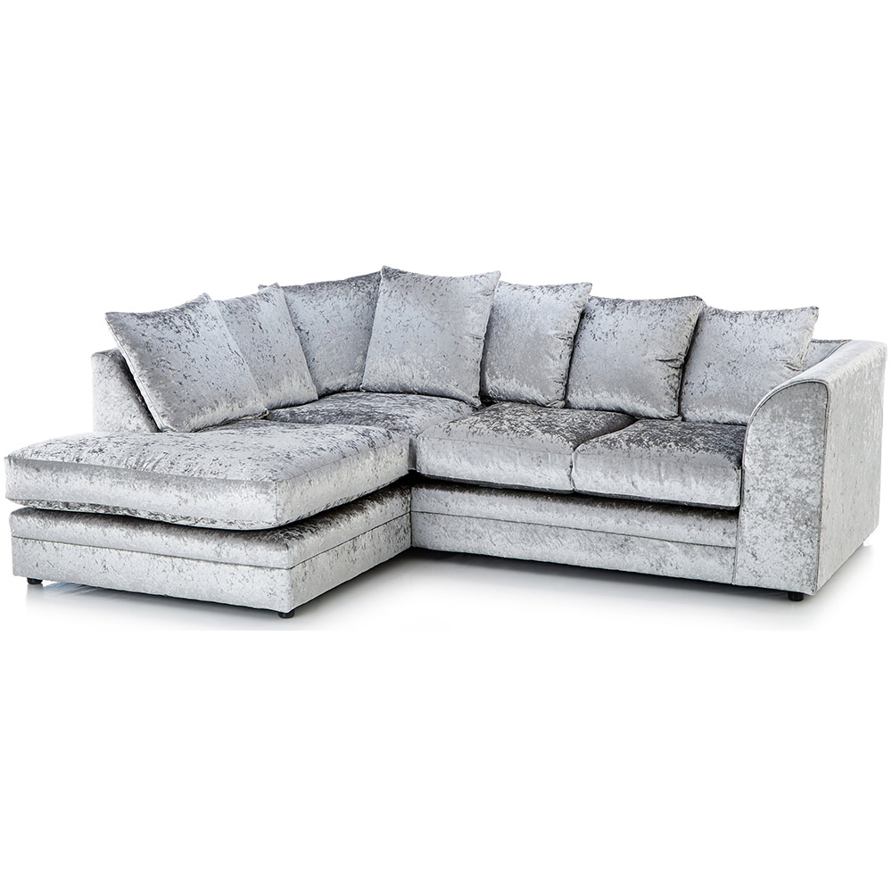 Just sit on it affordable fabric leather crushed - Mi sofa sevilla ...