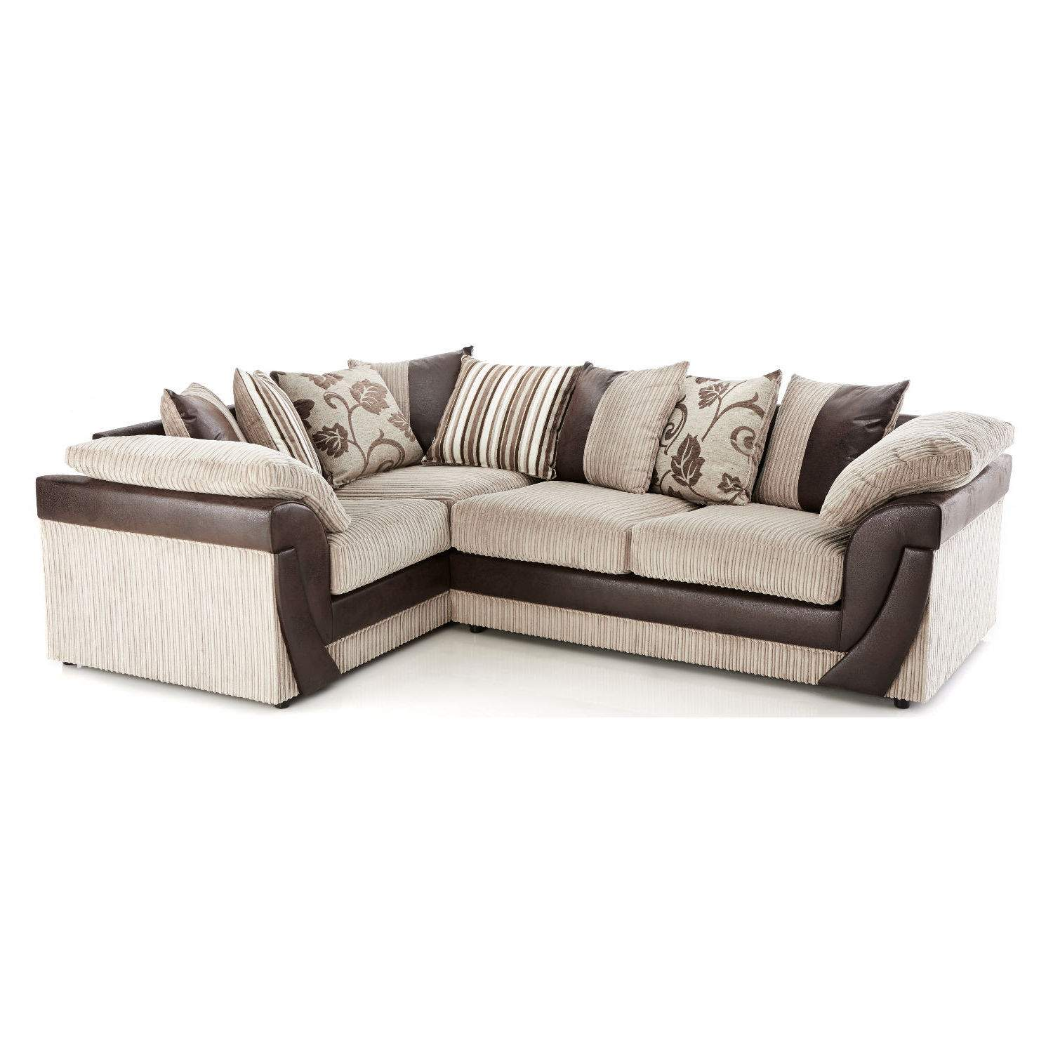 Lush Scatter Back Corner Sofa