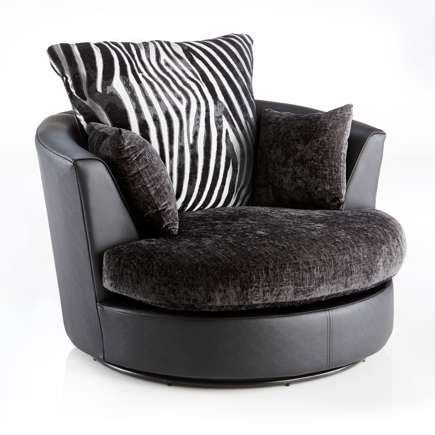 Mulberry Swivel Chair